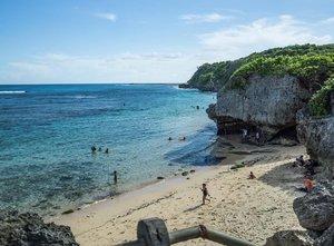 Geger beach nusa dua bali. Beautiful. 😌 #clozette #explore #bali #girl #igdaily #igers #sgblogger #today #portrait #vscocam #landscape #photography #travel #sonyimages #lookbook #mountains #nature #adventure #wander #art #mood #vibes #sea #beach #beautiful