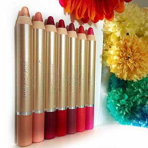 "The New Playon Lip Crayons available in 7 irresistible shades  Made without any petroleum, FD&C Dyes, Synthetic Fragrance & Synthetic Preservatives. The New Jane Iredale Playon Lip Crayons has high concentration of moisturizing oils.  I have tried it & really love the soft, creamy texture that leave my lips conditioned all day! ❤️💜💙 Use coupon code ""vetleow"" to enjoy 10% off any items from www.beautyresourcesstore.com.  #drbenjaminyim #janeiredalesg #beautysg #sgig #igsg #sgbeauty #clozette #getklarity #beauty #beautybloggers #bbloggers #sgbloggers #blogsg #sgblog #lifestylebloggers #skincare #beautygram #beautytalk #sgblogclub #singapore #gotideaspr #misschocoholic #mineralmakeup #foundation #skincare #lipcrayons #lipcolours"
