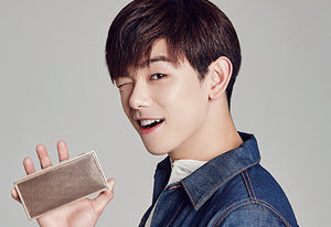 Eric Nam is the new face of speakers brand 'Onkyo'