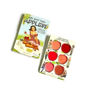 I bought these recently and I m amazed by cream based cheeks products now!  I always preferred to buy powder ones but I decided to switch since I have many powdered blusher and am glad I did so.  This one is good if u are going for a natural look without looking 'powdery'. This stuff is a game changer 😌  6 Apples not enough! I need 10 of it please 😝  #clozette