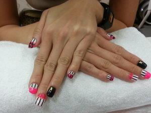 DId my nails at Sonianto Nails.