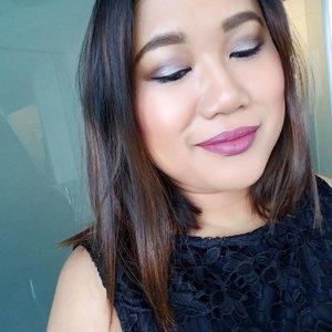 #KatVonD Matte Metal Shadows | #Inglot blush in #61 | #EsteeLauder Double Wear Foundation in Spiced Sand | #Inglot HD Lip Tint in 34  __  #inglotsg #Singapore #makeup #makeupsg #sgmakeup #sgig #igsg #instagood #instamakeup #clozette #makeup #vegas_nay #auroramakeup #chrisspy #celfie #sgig #igsg #facemakeup #facebeat #beatthatface #sgfacebeat #sgmakeup #sgselfie #sgblogger #makeupselfie #celfie #makeupporn #makeupaddict #motd