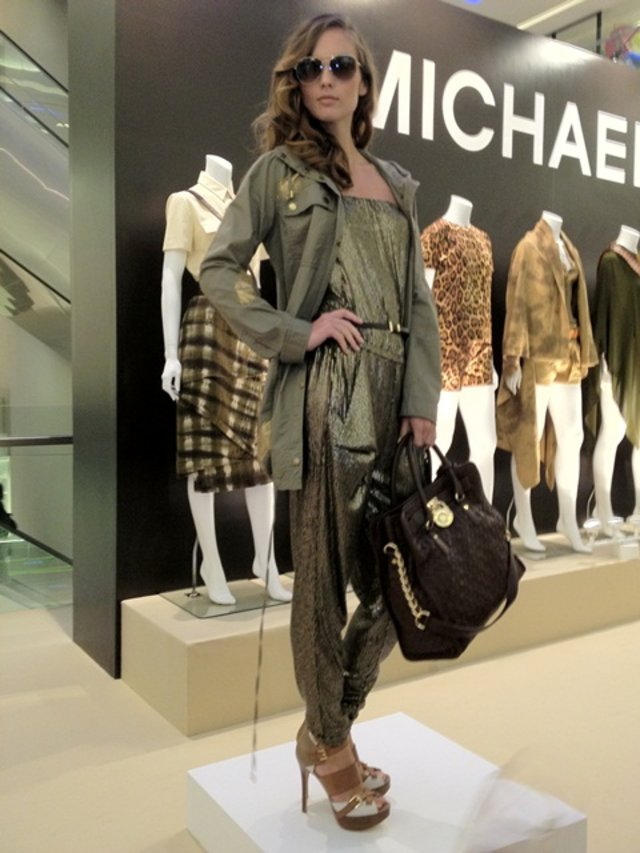 Fav Looks from Michael Kors Spring 2012