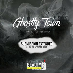 Dear All Night and Creepy Soul, have you joined the party?.Follow @atomcarbonblogger, submit your most scary, creepy and haunted makeup look with #kbbvghosttown and enjoy the party!!.Dont forget, there's a WERY GENEROUS PRESENT for you who have the BEST LOOK (by best, i mean creepiest, scariest and gore). So what are you waiting for??.Ps : Indonesian resident only 😘😘😘😘.#makeupchallenge #contest #giveaway #kuter #kuisberhadiah #kuishunter #kontes #kbbvmember #halloweencostume #halloweenmakeup #gaadalogakrame #ibv #ivgbeauty #fdbeauty #clozetteid