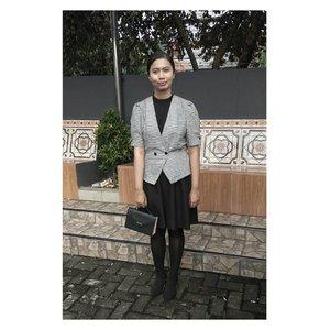 Bit formal style for wedding party and  smiled awkwardly 😂😅 📱: mom . . . . . #ootd #ClozetteID #fashionblogger #styleblogger #fashionstyle #fashion #style #blogger #whatiwore #streetstyle #streetwear #wiwt #formal #sleek #look #lookoftheday #photooftheday #picoftheday #instafashion #instastyle #instablogger #instalook #instacool #instalike #instagood #instagram