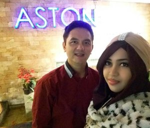 Saturday, Feb 4th, 2017----- Back to #1920s , the #glamorous of #ArtDeco era. Yeay!! After 2 years, finally my family and I back to this city again to our #favoriteresidence in Bandung , #AstonBraga 😉 Thank you @erdin.saef for being my family special tour guide in #Bandung and for being my personal photographer 😉❤💖💕#clozetteID @clozetteid #hootd #ootd #ootdmodest #stylishtraveler #hijabtraveler #modestwear #modestfashion #fashion #style #turban #furscarf #leopardprint #Bandungtrip #traveling #visitBandung #instatravel #oldtown