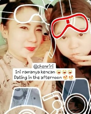 Latepost 😝😜.. ketika pulang kerja diculik @chenriri dating miesop 😂😂😂...BGM: GDragon - SuperstarApp: @hypstar.indonesia...#hypstar#hypstarapp#hypstarid#hypstarindonesia#clozette#clozetteid#lifestyle#throwback#latepost#dating#miesop#bff#bigbang#gdragon#gd#kwonjiyong#jiyong#superstar#kpop#bgm#like#like4like#instadaily