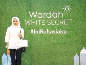 My day at #WardahWhiteSecretGarden #ClozetteID #Wardah