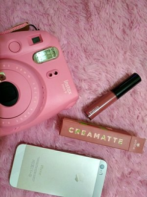Show your beauty with Creamatte by @eminacosmetics  #clozette #clozetteID #beautyenthusiast #mattelover