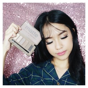One of my favorite palette to create neutral makeup look. On The Go Palette 'Matte' by @byscosmetics_id . #makeup #clozetteid #clozetteidreview