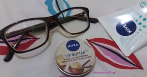 [REVIEW] NIVEA LIP BUTTER VANILLA & MACADAMIA