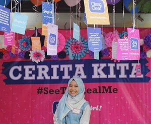 From the last event, #ceritakitacastingcall Bandung! (around 3 weeks ago😂) If you're curious about hiw the event going, watch it on my youtube channel! The link is on my bio✨~ #ClozetteID #Hijab #gogirlmagz #ggrep #cleanandclear #cleanandclearid #SeetheRealMe #CastingCallbatch3 #workshop #Bandung #creativeworkshop #ceritakita #ceritakitaid