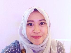 Hello hello!! #blogger #lifestyleblogger #clozetteid #hijabblogger #event #ceritaanggun
