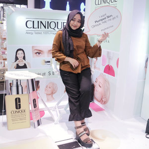 @cliniqueindonesia is now available at @sephoraidn 🎉  They also launch their special mini sizes with only IDR 585.000, exclusively available at @sephoraidn 💛  #SephoraIDNxCliniqueID #CliniqueID