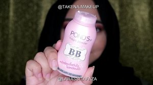 Have you watched my video about Pond's BB Magic Powder? Click the link on my bio! 💓Thank you @takena.makeup for giving me this magic powder😂❤️