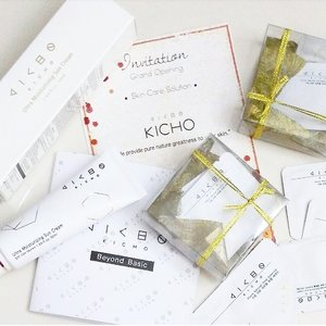 "@kichocosmetics is a fairly new Korean skincare brand to me although I did came across several youtubers talking about their products; among them were @gothamista and @morgansbeautybreakdown 😊 One of the products I was quite interested with is their ""Ultra Moisturizing Sun Cream""; which is basically a moisturizing sunscreen with high SPF but is lightweight and gives you a radiant finish. As you know, I am one of those who is all about that Korean glowy and radiant look, and sunscreen is absolutely the top priority in my daily skincare routine 😘 So we'll see if it is as good as or even better than my current holy grail Clinique Super City Block which I've been using for years 😜 . . #kicho #skincare #beauty #kbeauty #koreanbeauty #koreanskincare #naturalskincare #clozetteid #beautyblogger #beautycommunity #loveyourskin #healthyskin #beautycare #beautyaddict #beautyenthusiast #beautyjunkie #beautylover #haul #beautyhaul #skincarereview #beautyreview #flatlay #instabeauty #skincarejunkie #skincareroutine #suncream #sunscreen #sunprotection"
