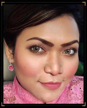 "I""m using MakeOver Ultra Hi-Matte Lipstick shade 002 Pink Alcatraz it""s so pigmanted and longlasting i❤️it #makeoverlipstick #mattelipstick #clozetteid #motd #savitrihutapeamakeup #makeoverid"