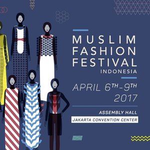 As the time goes by, #MuslimFashionFestival2017 is getting nearer! Save your date for the biggest movement of #muslimwear exhibition only at Assembly Hall, JCC. #MUFFEST2017 will be held on April 6-9 2017. Go! Grab your comfortable yet stylish outfit from the authentic Indonesian designer. Presented by #IndonesianFashionChamber Organized by #DyandraPromosindo for more info click www.muslimfashionfestival.com  #ClozetteID