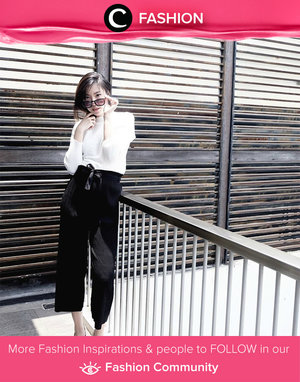 It's not about how hard you can hit. It's about how hard you can get hit, and keep moving forward. Happy Sunday! Simak Fashion Update ala clozetters lainnya hari ini di Fashion Community. Image shared by Clozetter @angeliasamodro. Yuk, share outfit favorit kamu bersama Clozette.