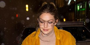 Gigi Hadid Achieves Winter Wear Perfection in New York City