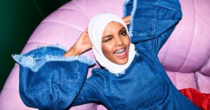 "Halima Aden: ""It's Powerful To Know You Can Dress Modestly & Be Beautiful"""
