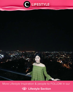 Take beautiful pictures, especially with city lights. Simak Lifestyle Updates ala clozetters lainnya hari ini di Lifestyle Section. Image shared by Star Clozetter: @gabriellamadhea. Yuk, share momen favorit kamu bersama Clozette.