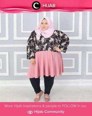 Cutest blouse for fashion friday. Simak inspirasi gaya Hijab dari para Clozetters hari ini di Hijab Community. Image shared by Clozette Ambassador: @tanteintan. Yuk, share juga gaya hijab andalan kamu