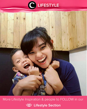 """""""There has never been, nor will there ever be, anything quote so special as the love between a mother and a son"""", Disney. Simak Lifestyle Updates ala clozetters lainnya hari ini di Lifestyle Section. Image shared by Clozetter: @oline_bmi. Yuk, share momen favorit kamu bersama Clozette."""
