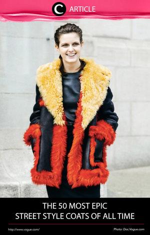 Model-model coat ini cocok untuk menemani kamu traveling. I bet you'll look fabulous wrapped in one of these coat! http://bit.ly/2llPCpe. Simak juga artikel menarik lainnya di Article Section pada Clozette App.