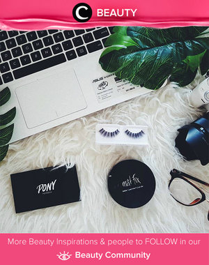 """Just because something is beautiful doesn´t mean it´s good."" ― Alex Flinn, Beastly. Simak Beauty Updates ala clozetters lainnya hari ini di Beauty Community. Image shared by Clozetter @shanty_huang. Yuk, share beauty product andalan kamu."