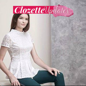 Update your wardrobe with a great deal clothes from Accent! Penasaran? Cek premium section di aplikasi Clozette Indonesia.