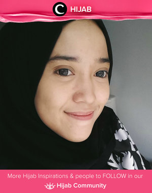 Getting bored on the weekend? Let's show your bareface, Clozetters! Simak inspirasi gaya Hijab dari para Clozetters hari ini di Hijab Community. Image shared by Clozetter: @silmiaputri. Yuk, share juga gaya hijab andalan kamu