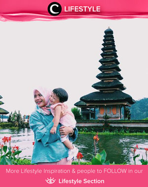 Spending time with family is something near and dear to your heart. Simak Lifestyle Updates ala clozetters lainnya hari ini di Lifestyle Section. Image shared by Clozetter: @cicidesri. Yuk, share aktivitas sehatmu bersama Clozette.