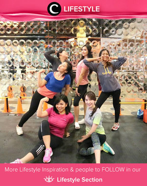Keep healthy and do excercise. Simak Lifestyle Updates ala clozetters lainnya hari ini di Lifestyle Section. Image shared by Star Clozetter: @wind1403. Yuk, share momen favorit kamu bersama Clozette.