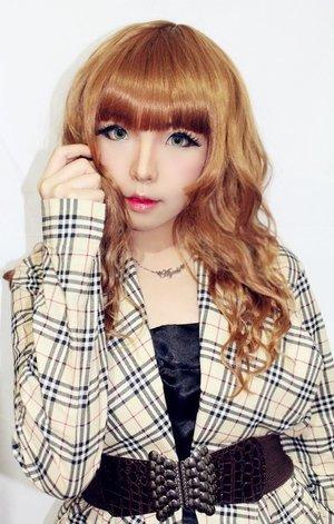#Fashion #OOTD #JapaneseStyle #japan #makeup #japanesebeauty #beauty #hair #hairstyle #clozetteid