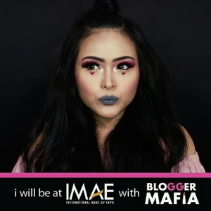 Yelloow, mark your calender for International Makeup Expo @imaeofficial 6-8 October 2017 at Kartika Expo Balai Kartini, Jakarta.. . I will be there with @bloggermafia to attend @clioindonesia launching on 7 October 2017. See you guys 💓💓💓 #bloggermafia #imae #imaeofficial #beautyevent #event #beautyvlogger #clozetteid #beautynesiamember #makeup #makeupdemo #instabeauty #instamakeup #bloggerindonesia #beautyinfluencer #indobeautyinfluencer #indobeautygram #indobeauty
