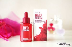 "Have you ever try to add something ""red"" to your skin care routines? This red, which I review on the blog, did some magic to my skin. Are you curious? Check out the full review on #NatashaJSdotcom 😁 P.S.: I'm sorry for uploading very few photos here this month since I'm busy settling in :"") . . #NatashaJS #NatashaJSBeautyBook #NatashaJSreview #endorseNatashaJS #VioletBrush #clozetteid #starclozetter #beautyblogger #뷰티블로거 #skinlab #korean #skincare #beauty"