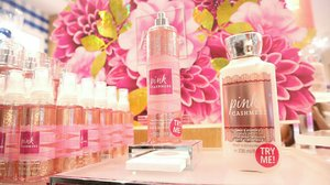 Bath&BodyWorks most favorite item is Pink Cashmere. A perfect combination of Pink Jasmine Petals,  White Amber and Creamy Sandalwood.   Have you try them?   #bathandbodyworks #pinkcashmere #clozetteid #beauty #perfume #fragrance