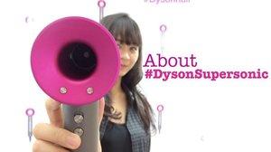 Sedikit sharing aku tentang hair dryer yang lagi hits banget ini.. yup, Dyson Supersonic💞 . untuk keterangan lebih lanjut kalian bisa check Link bio instagram @dyson_id atau supaya lebih puas dan gak penasaran lagi, langsung dateng aja buat nyobain Dyson Supersonic ini di PIM 2 Main Atrium, event ini berlangsung sampai tanggal 5 Maret 2017 aja loh! nyobain hair dryer dan hair stylling for FREE!! 😍💃🏻 . #dysonindonesia #dysonsupersonic #ivgbeauty #vlogger #beautyvlogger #clozetteid #beautynesiamember