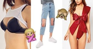 Just a load of fugly clothes we've seen on the internet