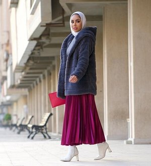 hijab inspiration from fustany.com