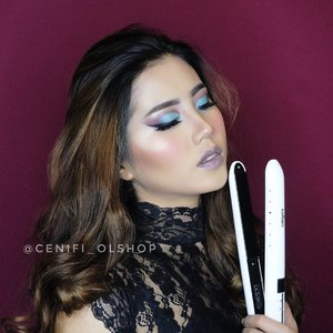 "Thank you @cenifi_olshop 💖💖 check my previous video buat tutorialnya yaah😘😘 . PRODUCTS USED : @sigmabeauty SIGMA BRUSH (use code ""SIGMAPUSPITA"" for 10% OFF  when you check out) - Foundation Brush F60 - Large Powder Brush F30 - 3DHD Kabuki Brush - 3DHD Precision Brush - Large Angled Countour F40 - Concealer Brush F70 - Medium Angled Shading E70 - Tapered Blending Brush E40 - Large Shader Bursh E60 - Pencil Brush E30 - Winged Liner E06  LA GIRL http://www.lagirl.co.id/ @lagirlindonesia - HD Foundie Nude Beige - HD Concealer Creamy Beige - HD Powder Creamy Natural - Beauty Brick Glow - Eye Lux Mesmerizing ""Sensualize + Tranquilize"" - Pro Contour Cream ""Natural + Highlight Contour"" - Metal Liquid Lipstick ""Galvanize"" . . #sigmabeauty #ivgbeauty #indobeautygram #beautynesiamember #clozette #clozetteid #lagirlindonesia #lagirl #lagirlcosmetics #beautyjunkie #beautyjunkies #cutcrease #instamakeupartist #makeupporn #makeuppower #beautyaddict #fotd #motd #eotd #makeuptutorial #beautyenthusiast  #makeupjunkie #makeupjunkies #beautyvlogger #wakeupandmakeup #hudabeauty #featuremuas #undiscovered_muas"