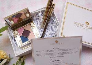 Thank you @poppydharsonocosmetics paketnya sudah datang dengan selamat 😊 Review soon #KorneliaLucianaBlog #BeautyBlogger #Blogger #BeautyBloggerIndonesia #BloggerIndonesia #ClozetteStar #ClozetteID #ClozetteDaily #Vlogger #PoppyDharsonoCosmetics
