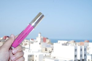 Beauty color of lipstick and the beauty of safi city #morocco #safi #wardahgoestomorocco #wardah #wardahbeauty #beautyblogger #beautybloggerindonesia #bloggerbabes #clozetteid #lipstick #fuschia #halalcosmetics