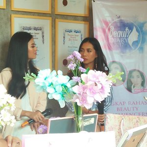 Sharing season with @sanlyliuu @abellyc . . . . . #feedmebeautydiary #event #beauty #sharing #ClozetteID