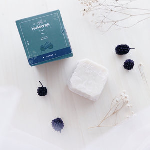 Humayra soap —Well, this is a soap which made from Magrove fruit extract and has a function to keep your skin good 👌🏻.Humayra always made their product from 100% natural ingredients, so safety for baby too.This soap doesn't contain with detergent, so it will not make baby skin allergy..If you use this soap for your face, maybe you'll feel a little bit dry. Other than that, your facial skin will feel tighten. Don't worry, youd just need to apply a face lotion or serum to give back the moisturize of your skin 🌻...#clozetteid #ootd #potd #blogger #bloggerindo #humayra #humayrasoap#뷰티블로거#대한민국#서울#제주#유행#라이프스타일#구성하다