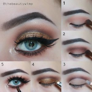 Half cut crease 🙅 . . Still using @beautycreations.cosmetics Tease Me Palette  Where to buy : @ivabeaute.id . 1 : 'Nudes' for transition shade 2 : Pack on 'Charming' & 'Innocent' on the crease  3 : apply concealer on entire lid 4 : 'Sexy' on top of concealer 5 : smudge 'Charming' & 'Innocent' on bottom lashline . . . #clozetteid #beautybloggerindonesia #eyeshot  #beautygram #makeupblogger #eyetutorial #makeupvideo #eyemakeuptutorial #ivgbeauty #anatasiabeverlyhills #eyeshadowtutorial #eotd #beautyblogger #indobeautygram #instabeauty #makeupmafia #caradandan #beautygram #surabayabeautyblogger #instamakeup #undiscovered_muas #jcatbeauty  #wakeupandmakeup #fiercesociety #universodamaquiagem #makeupvideo