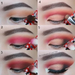 🎄⛄❤ . Deets : @juviasplace saharan II @lashnatic marigold @makeupgeekcosmetics corrupt @benefitindonesia goof proof 06 Deep . 1 : Tez for transition shade 2 : Zohra on the crease 3 : Fez to deepen the crease color  4 : ini sebenernya aku cut dulu pake concealer seperti biasa , but it did it off frame, baru pack on Marrakesh on top of it. 5 : deepen the outer corner with black eyeshadow . . #clozetteid #beautybloggerindonesia #eyeshot  #beautygram #makeupblogger #eyetutorial #makeupvideo #eyemakeuptutorial #ivgbeauty #anatasiabeverlyhills #eyeshadowtutorial #eotd #beautyblogger #indobeautygram #instabeauty #makeupmafia #caradandan #beautygram #surabayabeautyblogger #instamakeup #undiscovered_muas #jcatbeauty  #wakeupandmakeup #fiercesociety #morphebrushes #juviasplace .