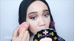 Lavender cut crease - mini tutorial. Press play and enjoy 🍿 . .  #beautybloggerindonesia #indobeautygram #indobeautyvlogger #tampilcantik #indobeautysquad #hijab #hijabers #makeuphijab #makeuptutorial #makeup #makeupblogger #lakme #clozetteid #beautyvlogger #beautyvloggerindonesia #undiscovered_muas #muatribeid #nyxcosmeticsid #straighttothepoint #preciselyyours #bvlogger #bvloggerid @bvlogger.id @beautybloggerindonesia @indobeautysquad @tampilcantik @beautychannel.id #videotutorial #makeupvideo