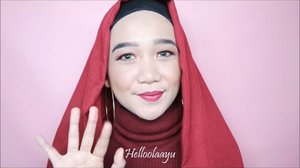 Easy turban tutorial untuk #ramadhanseries - Day 1.Press play and enjoy ✨...#beautybloggerindonesia #indobeautygram #indobeautyvlogger #tampilcantik #indobeautysquad #hijab #hijabers #makeuphijab #makeuptutorial #makeup #makeupblogger #lakme #clozetteid #beautyvlogger #beautyvloggerindonesia #undiscovered_muas #muatribeid #nyxcosmeticsid #straighttothepoint #preciselyyours #bvlogger #bvloggerid @bvlogger.id @beautybloggerindonesia @indobeautysquad @tampilcantik @beautychannel.id #beautychannelid @clozetteid #setterspace #inspirasicantikmu #inspirasicantikmu
